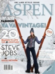 Aspen Magazine Cover Winter 2011-12