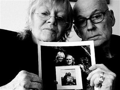 Portrait of Cherie Hiser and David Hiser