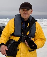 Portrait of photographer David Hiser