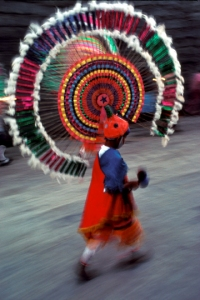 Quetzal Dancer, Mexico