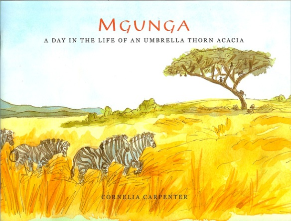 Mgunga Book Cover