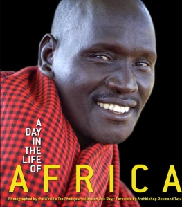 Book cover photo of A Day in the Life of Africa
