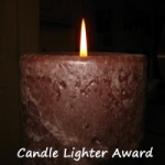 Candle lighter award