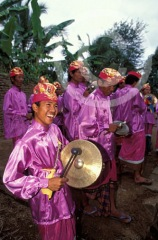 Photo of Balinese Musicians