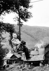 Rubinstein in Aspen, Colorado by Franz Berko