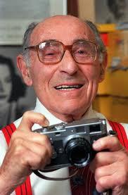 Portrait of Alfred Eisenstaedt