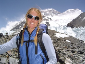 Photo of Petit Pinson at Mt. Everest