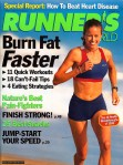 Runners World Cover