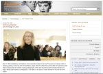 Annie Leibovitz Website