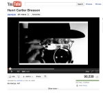 Henri Cartier Bresson You Tube video