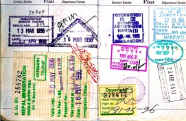 Passport scan