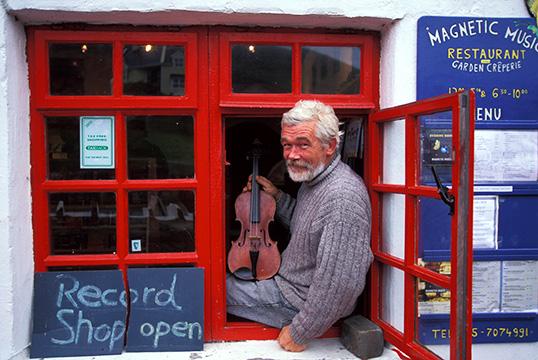 Photo of Irish Music